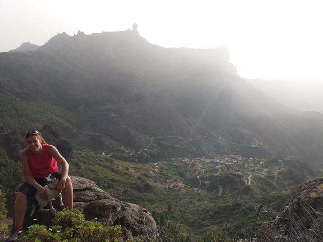 20160625 194718 gran canaria trekking - Redondo de guayedra ...
