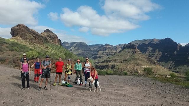 20170115 113228 gran canaria trekking - Redondo de guayedra ...