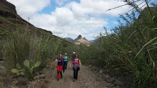 20170115 125718 gran canaria trekking - Redondo de guayedra ...