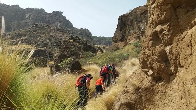 20171012 124920 gran canaria trekking - Redondo de guayedra ...
