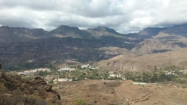 20171104 121753 gran canaria trekking - Redondo de guayedra ...