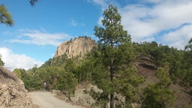 20171105 145020 gran canaria trekking - Redondo de guayedra ...