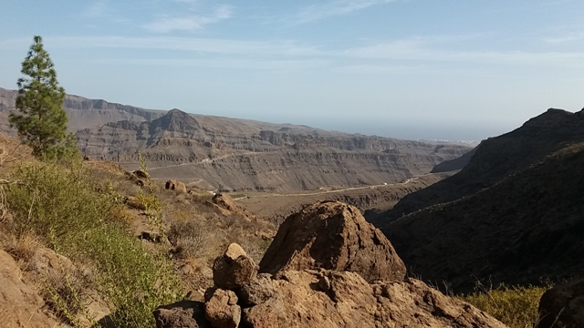 20171111 152434 gran canaria trekking - Redondo de guayedra ...