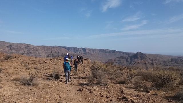 20171111 152757 gran canaria trekking - Redondo de guayedra ...