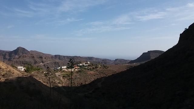 20171111 155455 gran canaria trekking - Redondo de guayedra ...