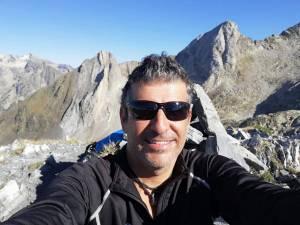 Director Técnico de Montaña José Luis